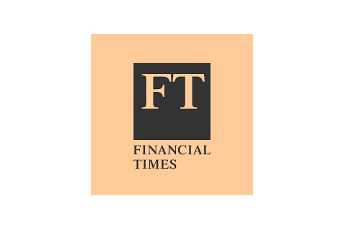Financial time logo