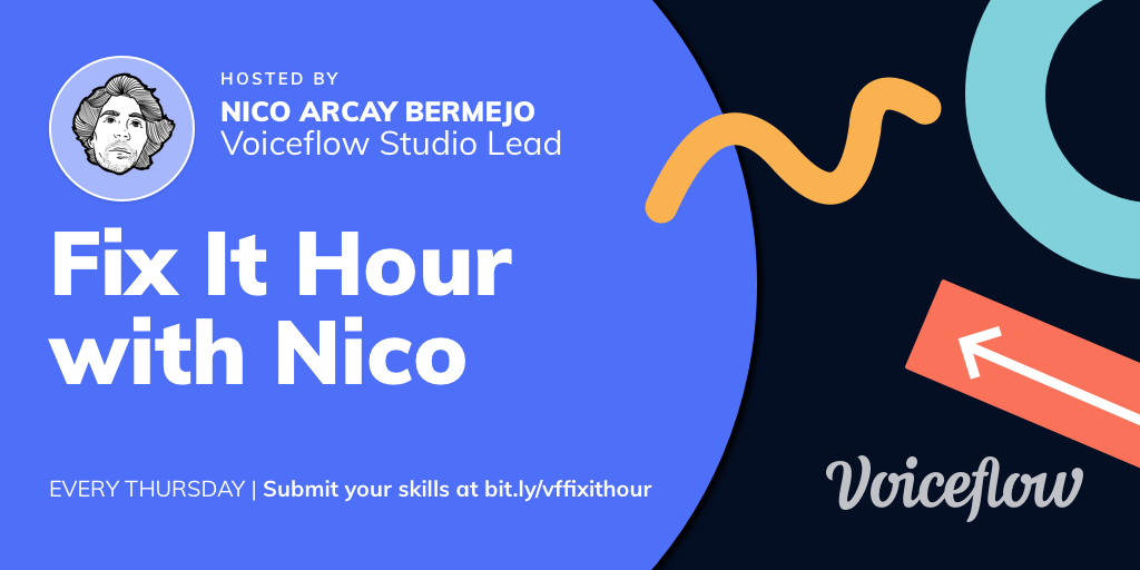 Fix It Hour with Nico – Algorithmia, OpenSource Docs, and Auto-responses