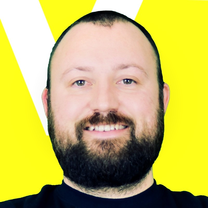 Kane Simms, Cofounder of VUX World