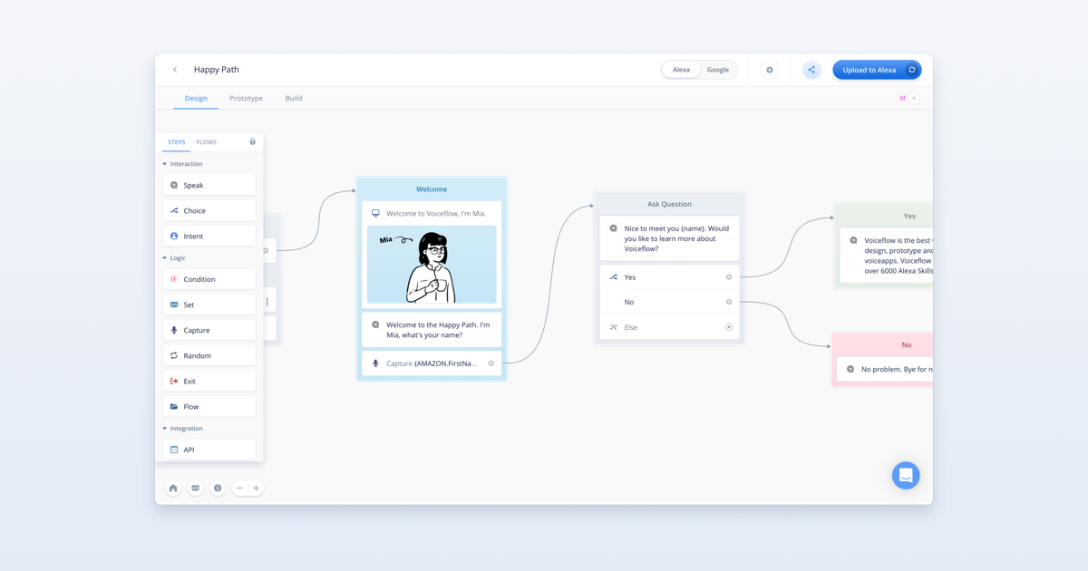 Voiceflow's new blocks: making it easier to design great conversations