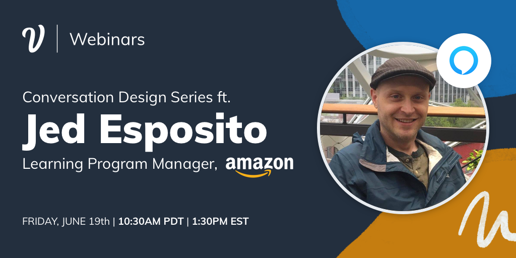 Conversation Design Series: Jed Esposito
