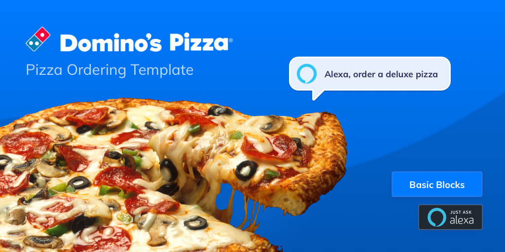 How to build a pizza ordering app