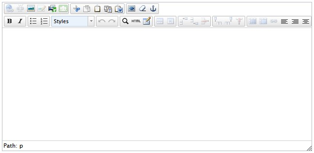 Old Version V3 Episerver Tinymce Editor