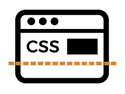 CSS Above-the-fold vector