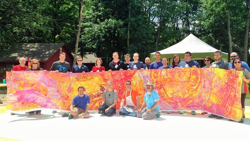 C2 Team during IKUS 2017 Service Partnership