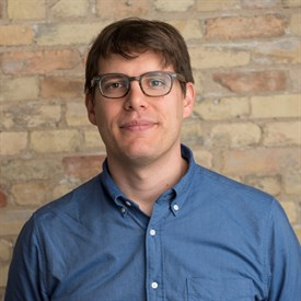 Nicholas Fuller, UX & Creative Lead - Headshot