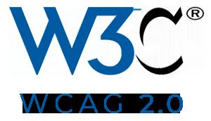WCAG 2.0 compliant logo