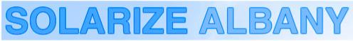 Solarize Albany