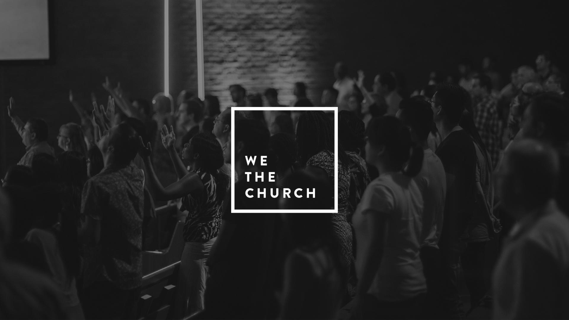 We The Church 2016