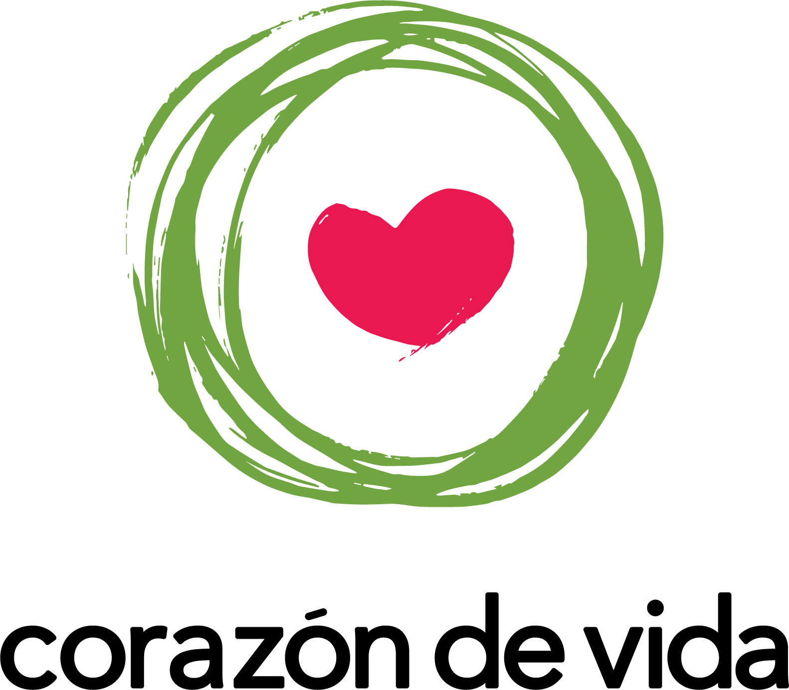 Image result for corazon de vida logo