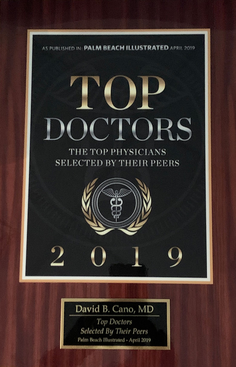Palm Beach Illustrated - Top Doctors 2019