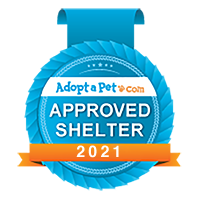 Approved Shelter & Rescue Badge