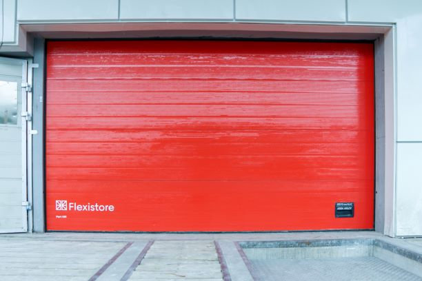 red entrance flexistore old oslo