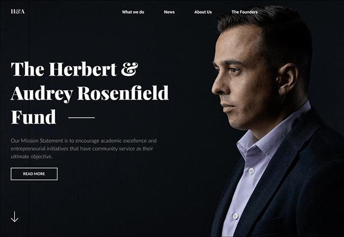 H&A Website Design