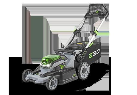 ego power lawn mower