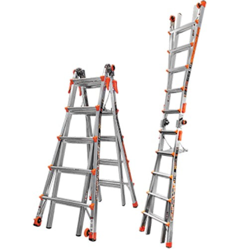 Hybrid ladder