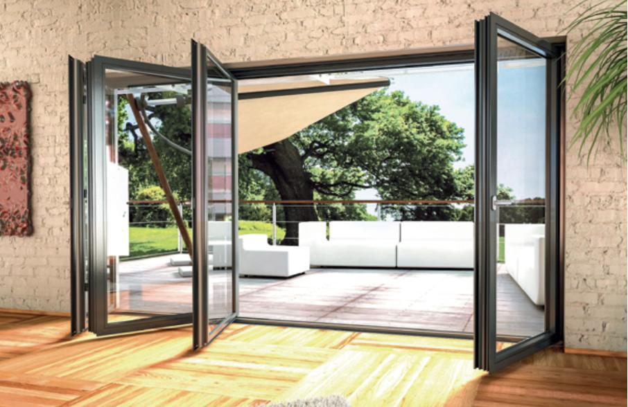 Bi-Folding Doors and Aluminum Railings Glass Inc. Atlanta, GA