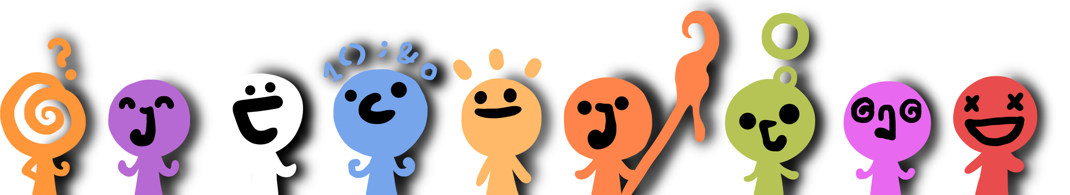 Blackthornprod's mascots