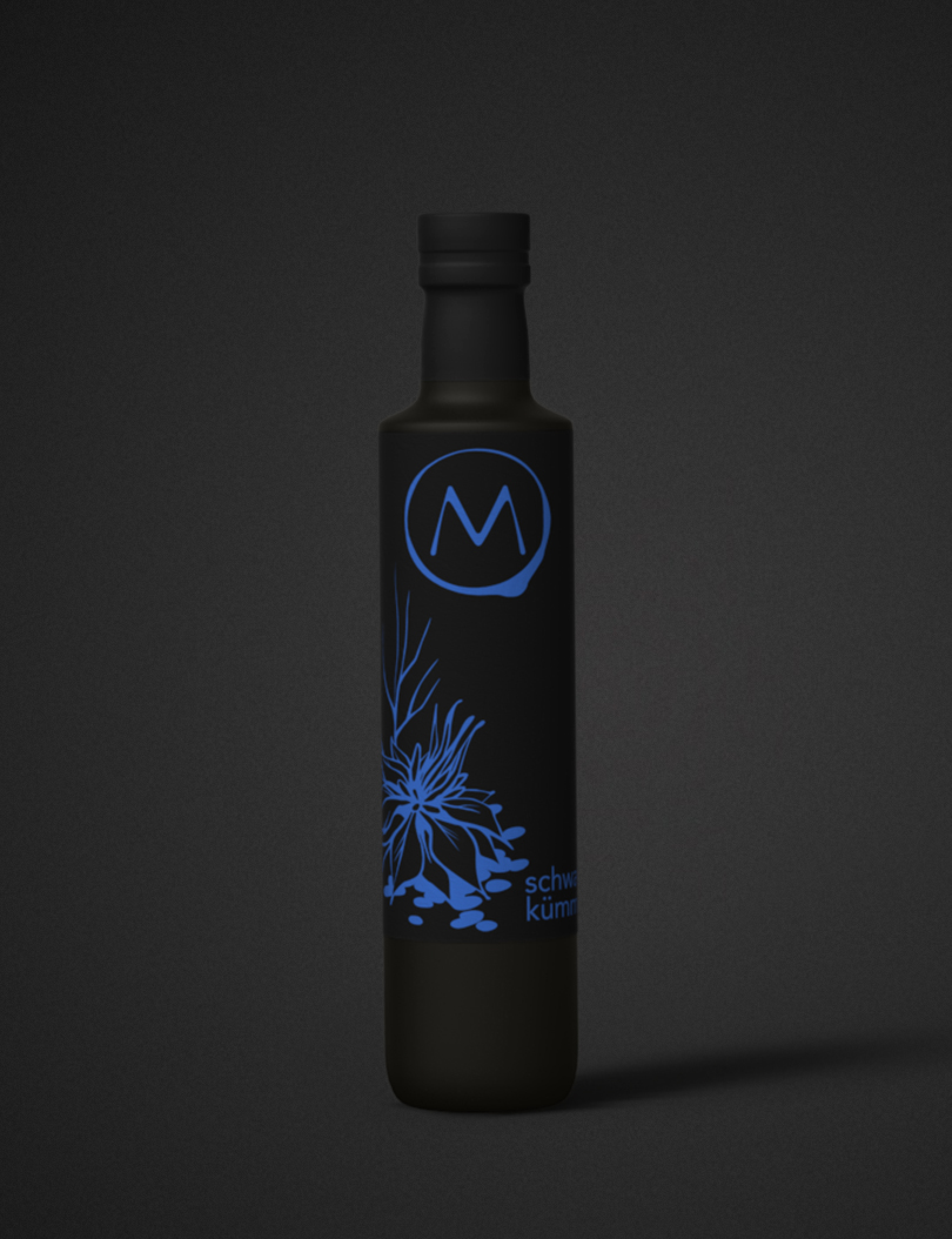 bottle blue version