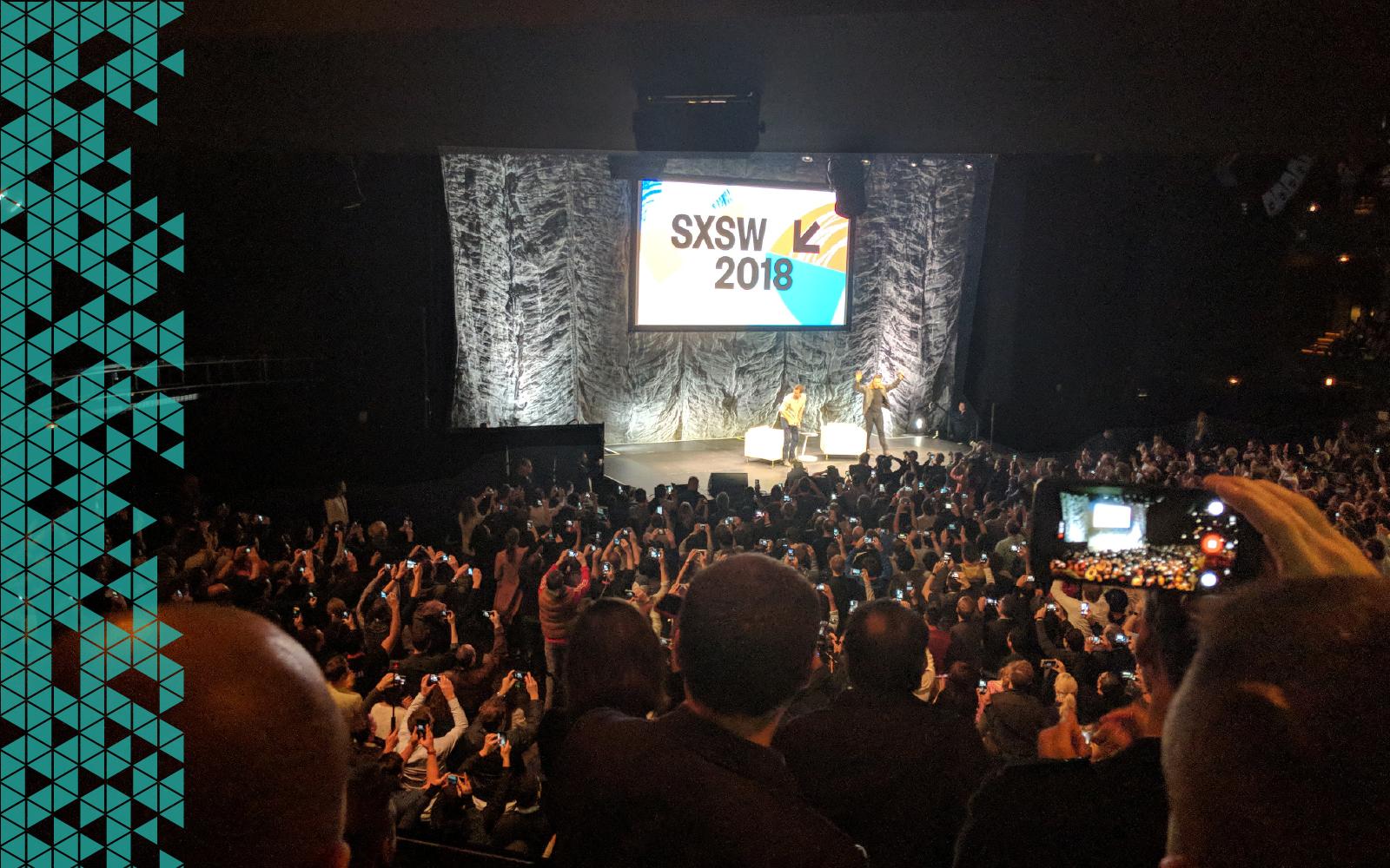Elon on Stage
