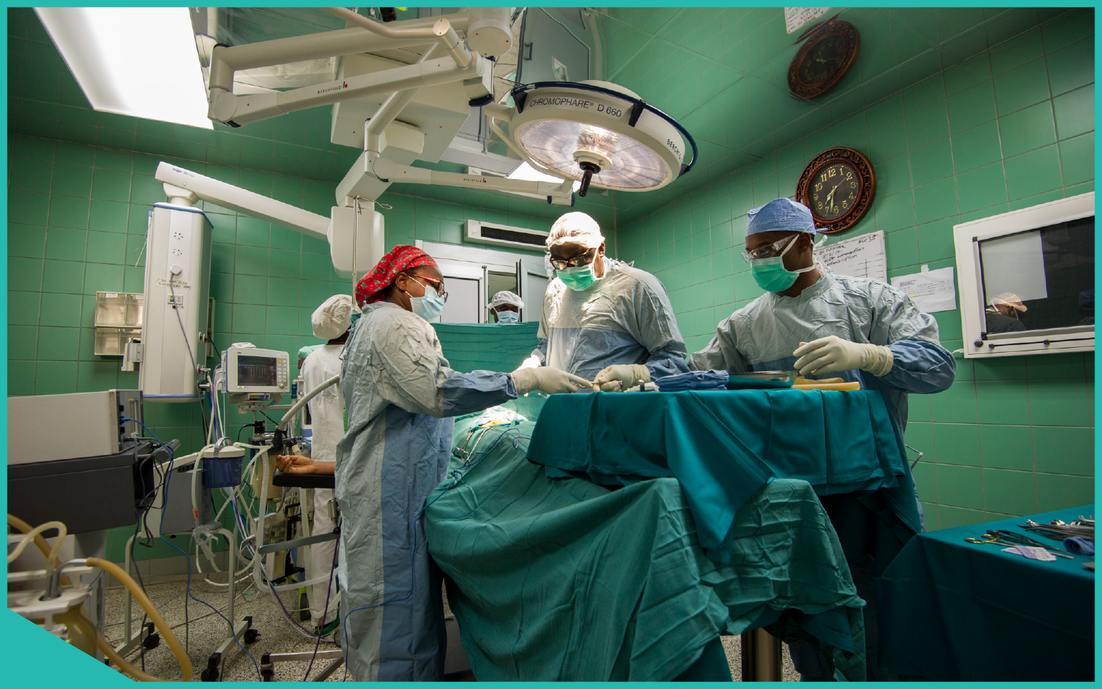 Smart Surgeons