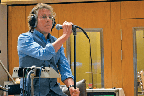 Roger Daltrey, throat and voice patient of Dr. Rajiv Pandit
