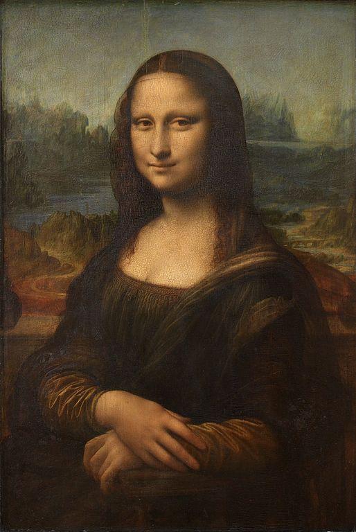 File:Leonardo da Vinci - Mona Lisa.jpg - Wikimedia Commons