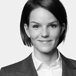 A portrait picture of  Lana Jansen of WePlan.
