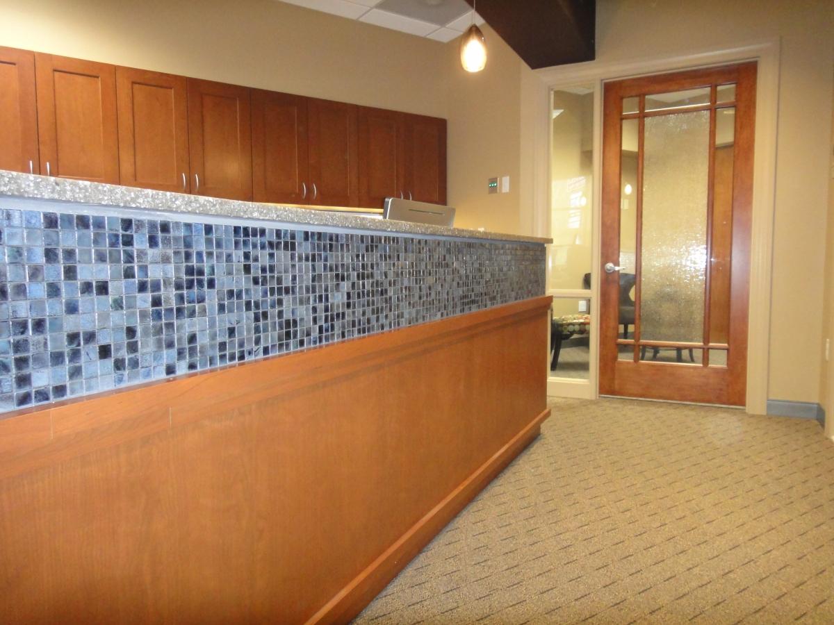 25 - Brass City Dental - Business Checkout Area - After