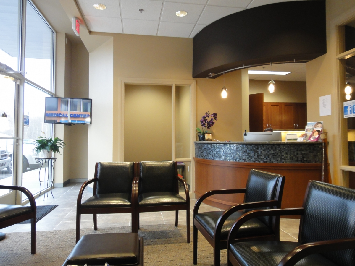 21 - Brass City Dental - Ahmed - Waiting Area - After