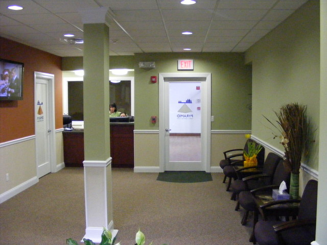 12 - Dr. Stanley -  After - Waiting Area