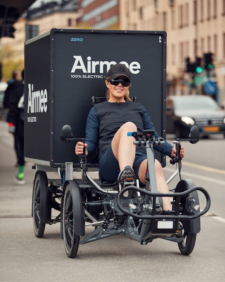 Ergonomic and comfortable bike ride