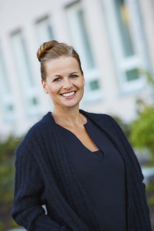 Lena Molund-Tunborn från Poseidon