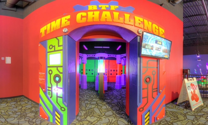 big thrill factory time challenge