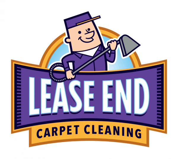 Lease End Carpet Cleaning Logo