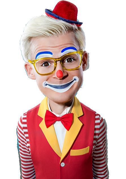 Clown Entertainment Party Ideas