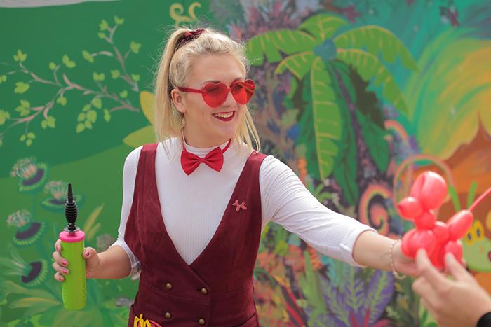 Poppy - Auckland Balloon Twister