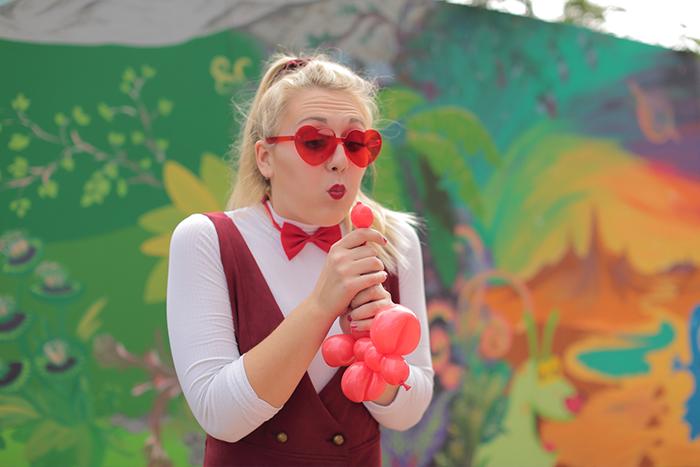Balloon Animals Auckland
