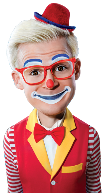 Popcorn the Clown | Auckland Clown
