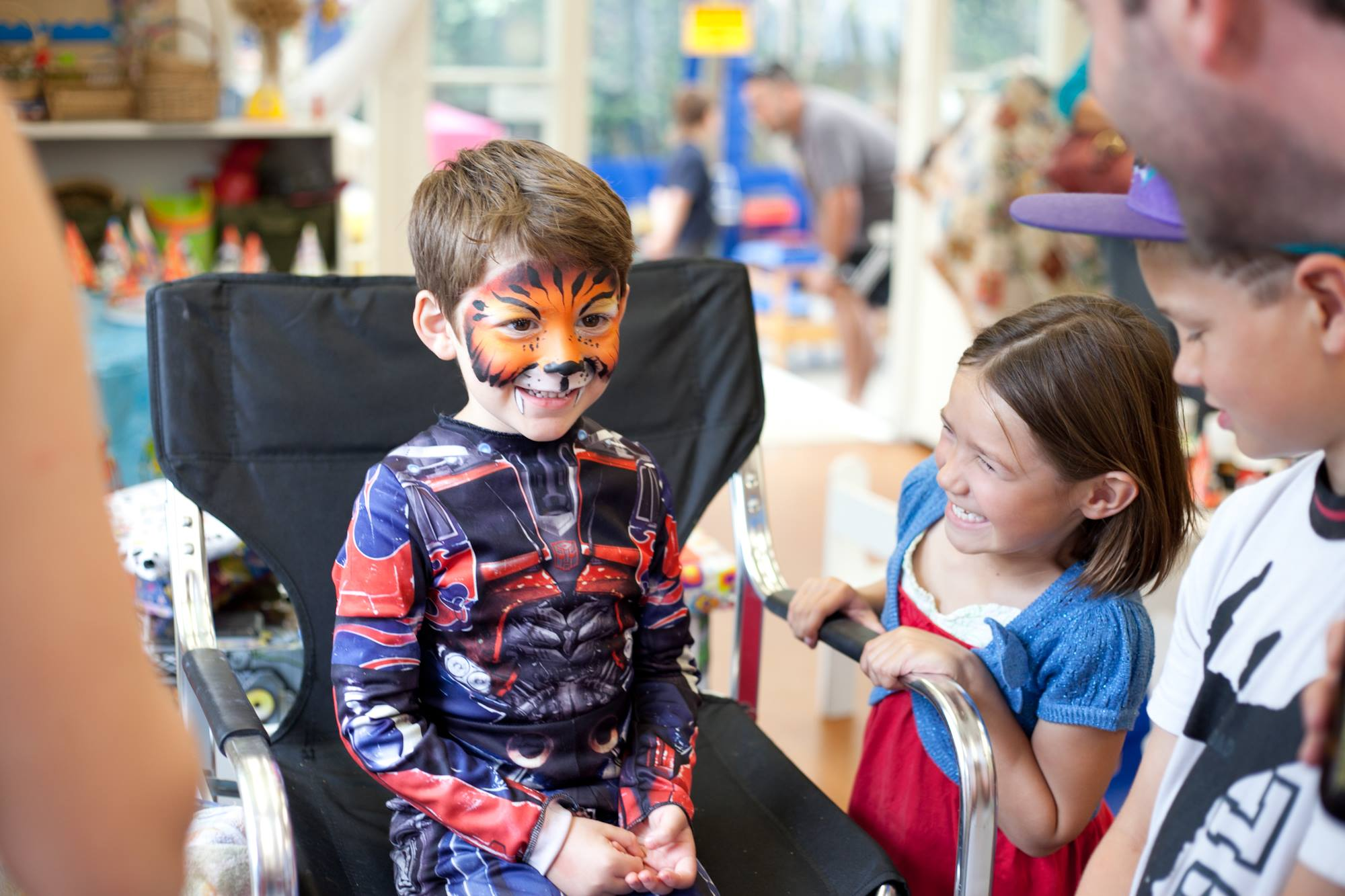 Face Painters Auckland