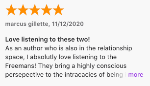Testimony - Love listening to these two