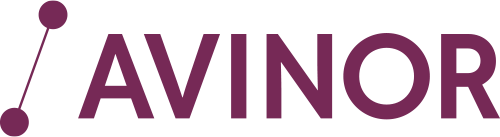 Avinor logo - BagID er partner med Avinor