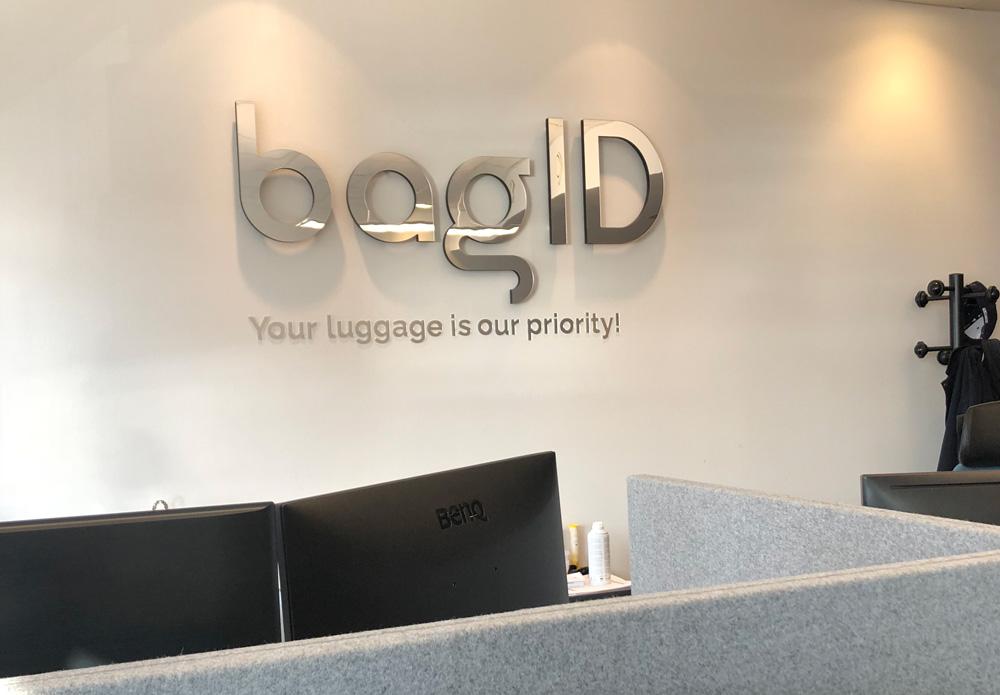 Et bilde fra BagIDs kontorer i Ålesund