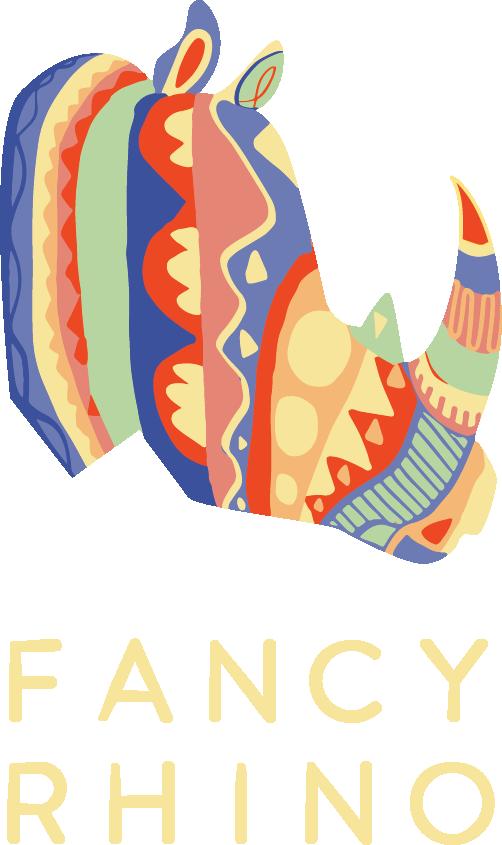 Fancy Rhino Logo