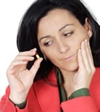Your ENT can help you with ways to manage and prevent your TMJ pain.