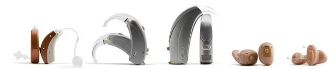 We service different types of hearing aids for various lifestyles.