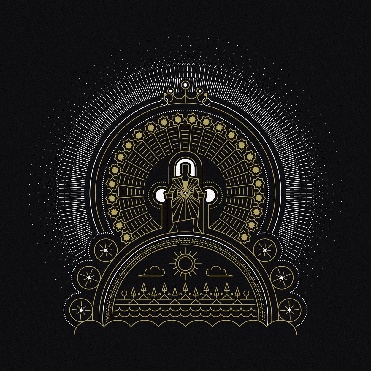 Emblems of the Infinite King promo illustration