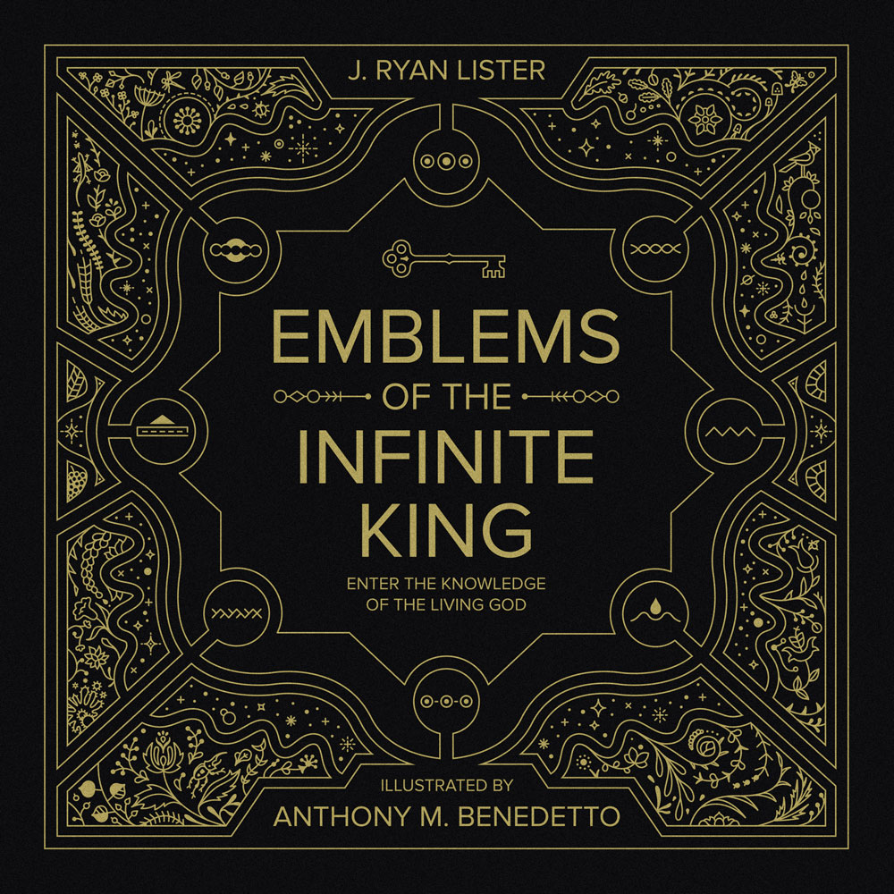 Emblems of the Infinite King book cover