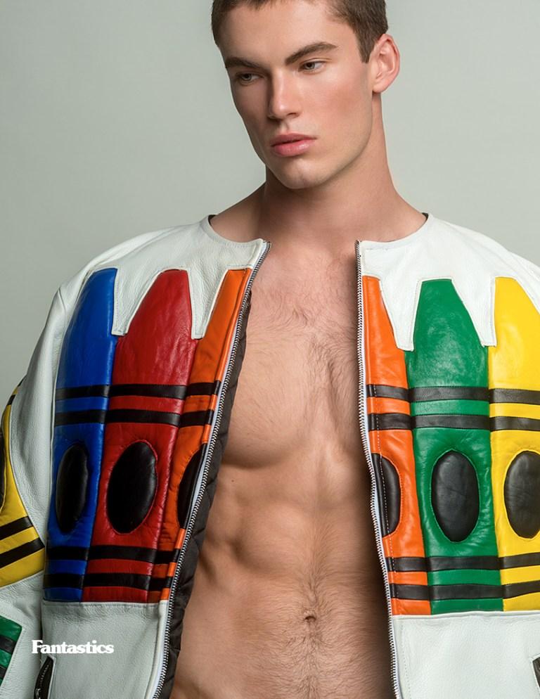 Color Blind Jacket