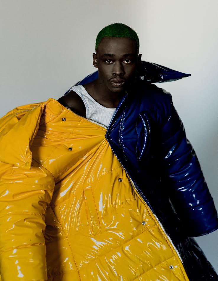 Big Ass Blue Coat